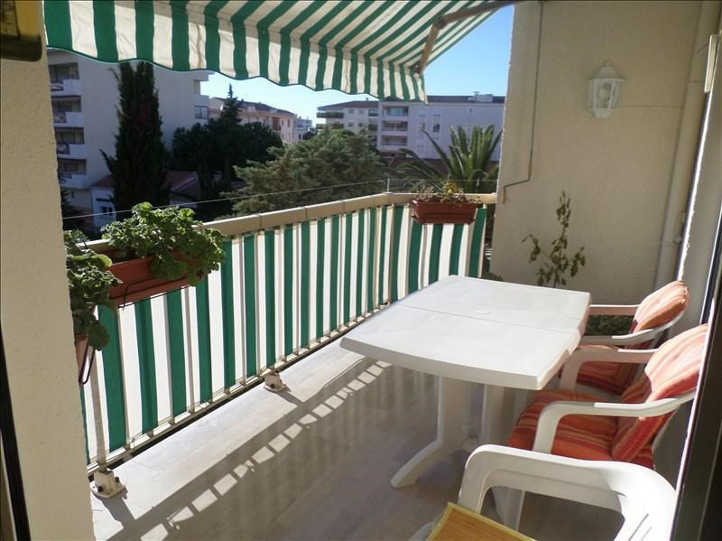 Sale apartment St raphael 126 000€ - Picture 6