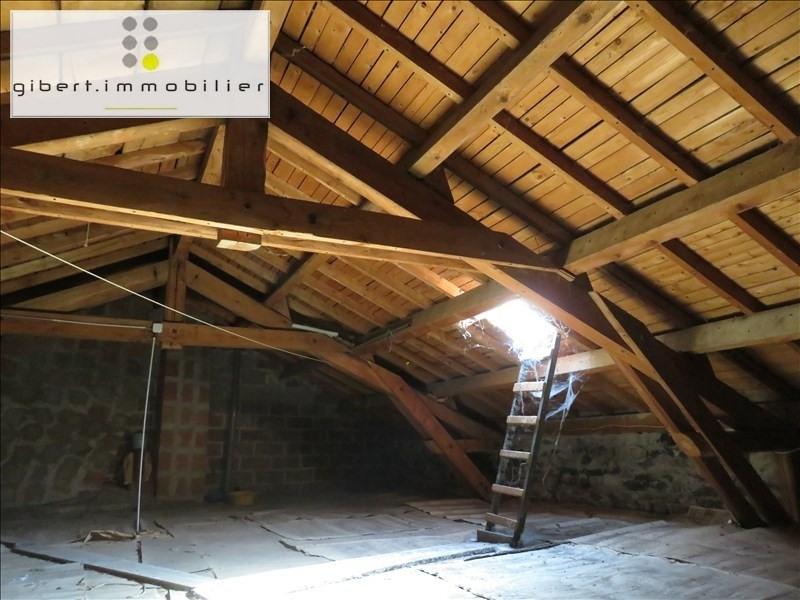 Sale house / villa Arsac en velay 119500€ - Picture 10