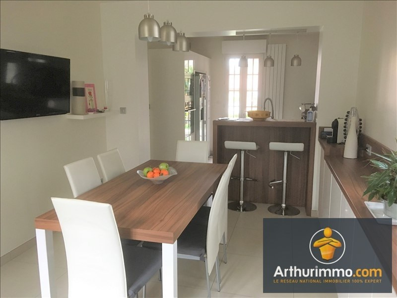 Sale house / villa Livry gargan 448000€ - Picture 2