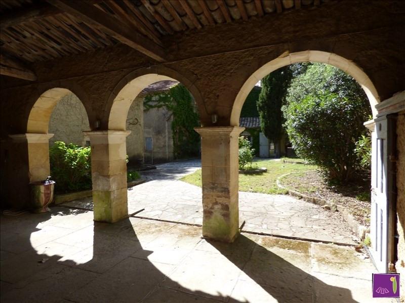 Immobile residenziali di prestigio casa Uzes 2100000€ - Fotografia 3