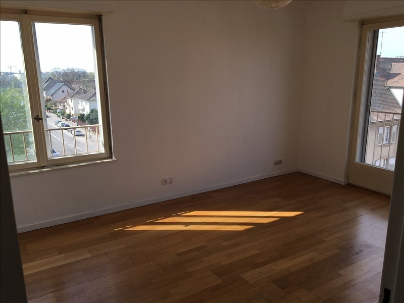 Vente appartement Strasbourg 89 500€ - Photo 1