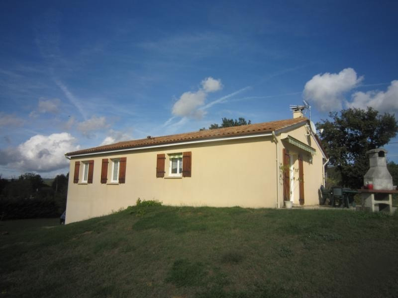 Sale house / villa St martial de nabirat 215000€ - Picture 5