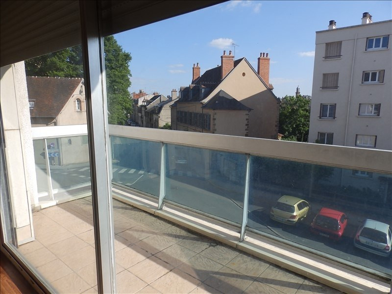 Investment property apartment Moulins 70500€ - Picture 1