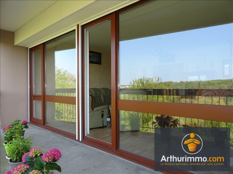 Sale apartment St brieuc 132500€ - Picture 2