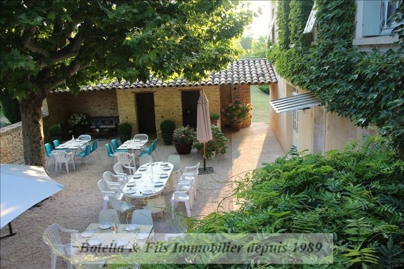 Vente de prestige maison / villa Goudargues 545000€ - Photo 6