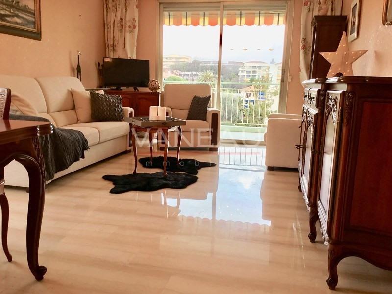 Vente de prestige appartement Juan-les-pins 286000€ - Photo 1