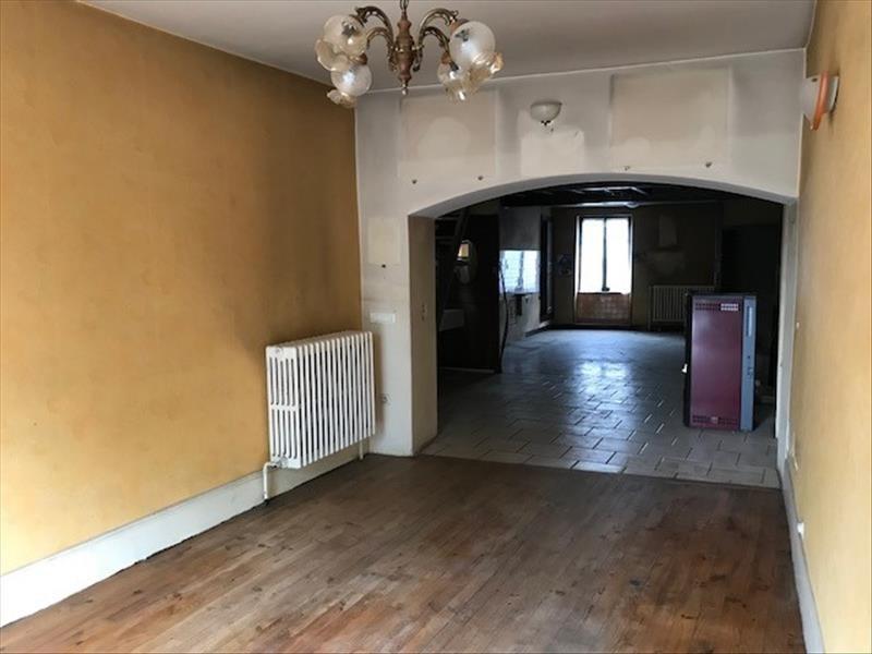 Sale house / villa St jean de bournay 85000€ - Picture 1