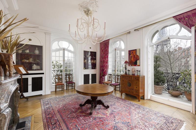 Revenda residencial de prestígio apartamento Paris 7ème 4680000€ - Fotografia 2