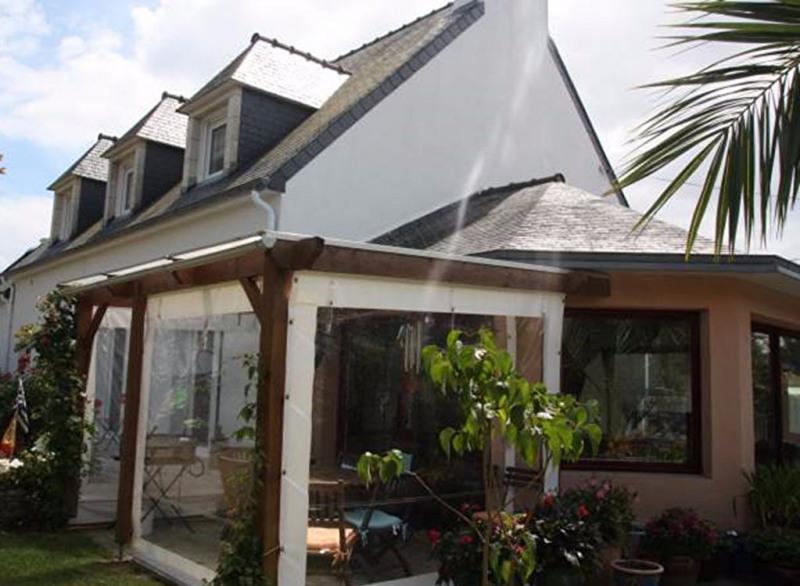 Vente maison / villa Plomeur 283500€ - Photo 1