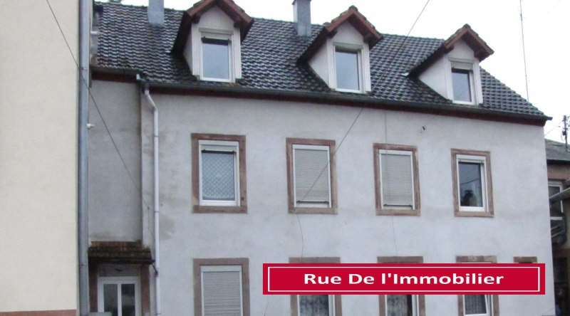 Vente appartement Saverne 172 030€ - Photo 1