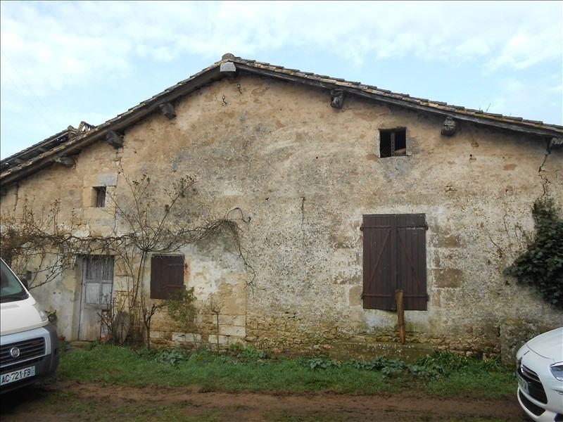 Vente maison / villa Mougon 73500€ - Photo 1