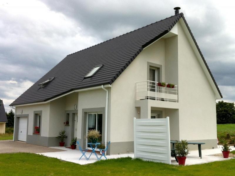 Maison  5 pièces + Terrain 1200 m² Saint-Pierre-de-Bailleul par Maison Castor Evreux