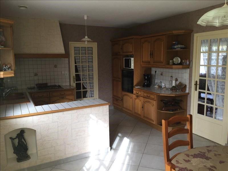 Vente maison / villa Roches premarie andille 168000€ - Photo 4