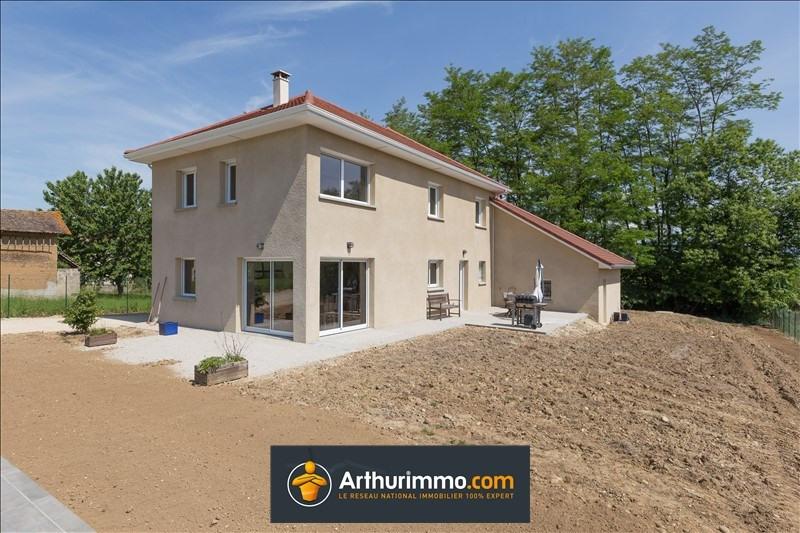 Sale house / villa Morestel 388500€ - Picture 2