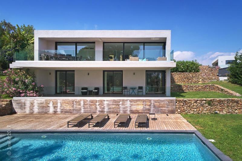 Vermietung von ferienwohnung wohnung Le golfe juan 5400€ - Fotografie 2
