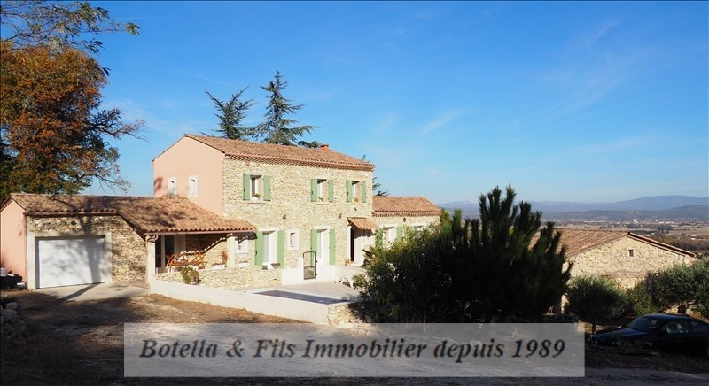 Deluxe sale house / villa St just d ardeche 780 000€ - Picture 8