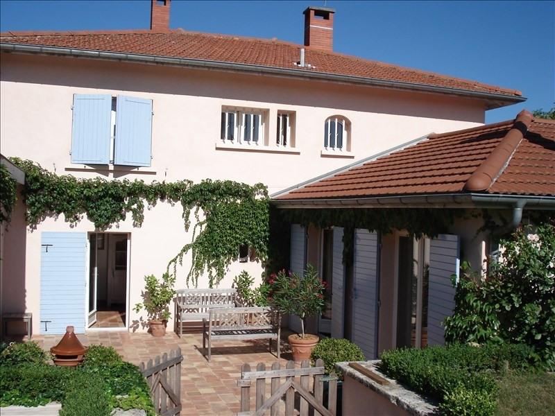 Vente de prestige maison / villa Marcy l etoile 730000€ - Photo 1