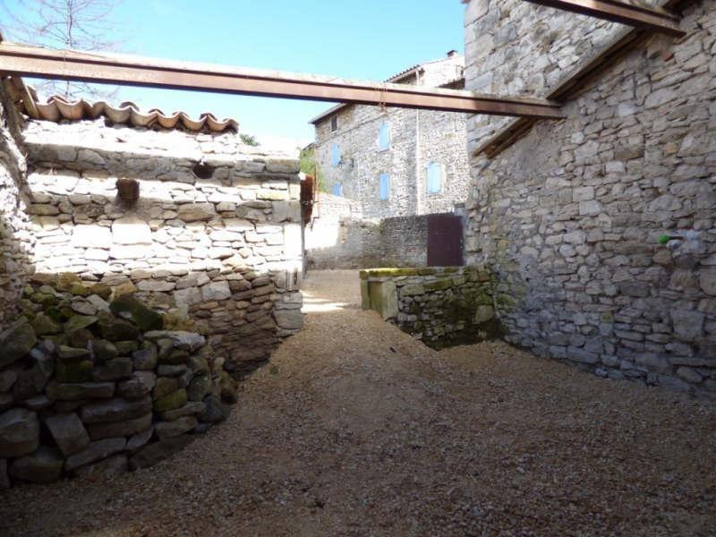 Vente maison / villa Barjac 89000€ - Photo 5