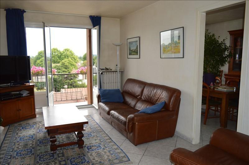 Vente appartement La varenne st hilaire 258000€ - Photo 2
