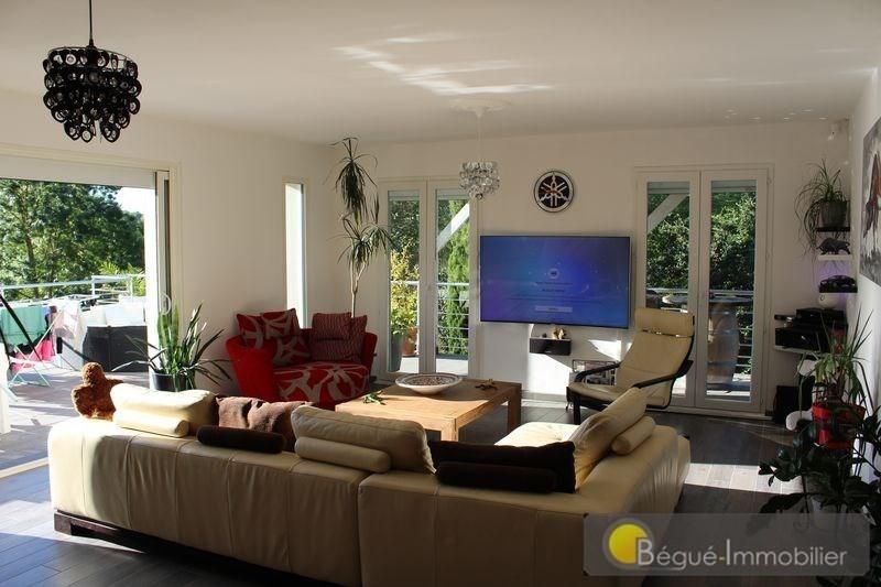 Sale house / villa Cornebarrieu 429000€ - Picture 3