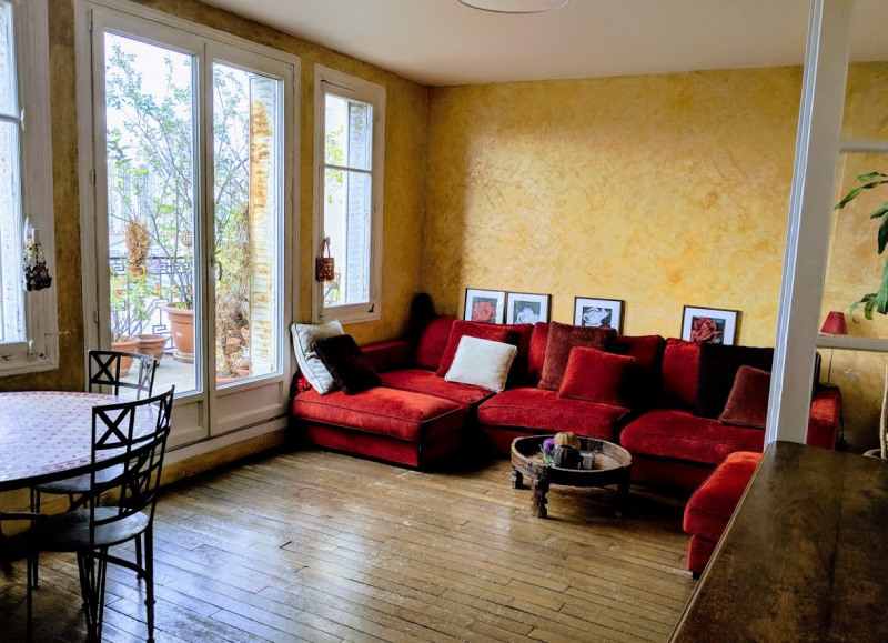 Rental apartment Paris 11ème 2630€ CC - Picture 5