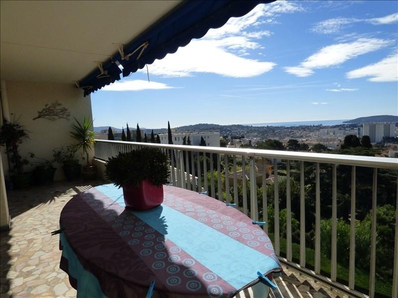 Immobile residenziali di prestigio appartamento Toulon 550000€ - Fotografia 5