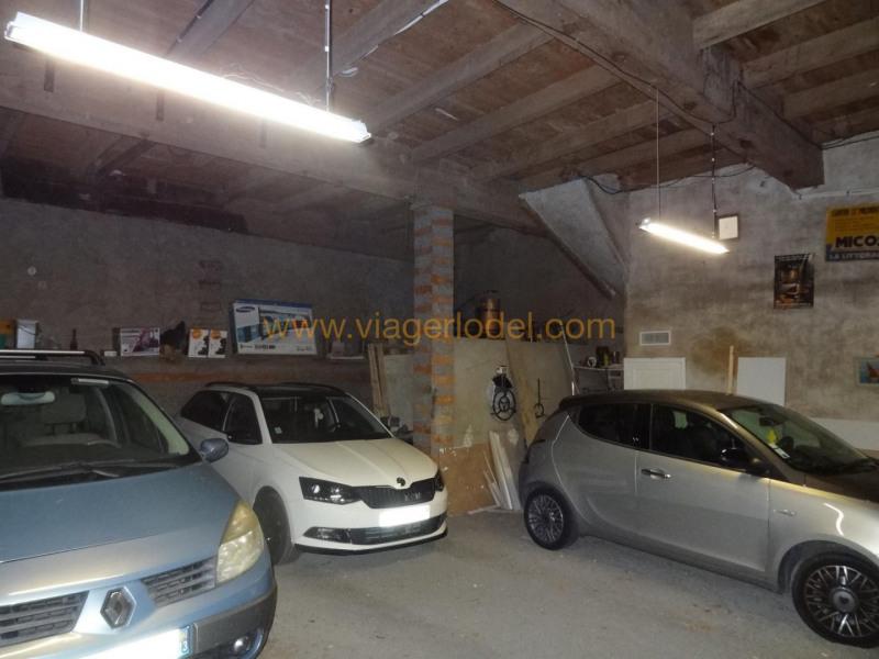 Verkauf auf rentenbasis haus Durban-corbières 32000€ - Fotografie 7