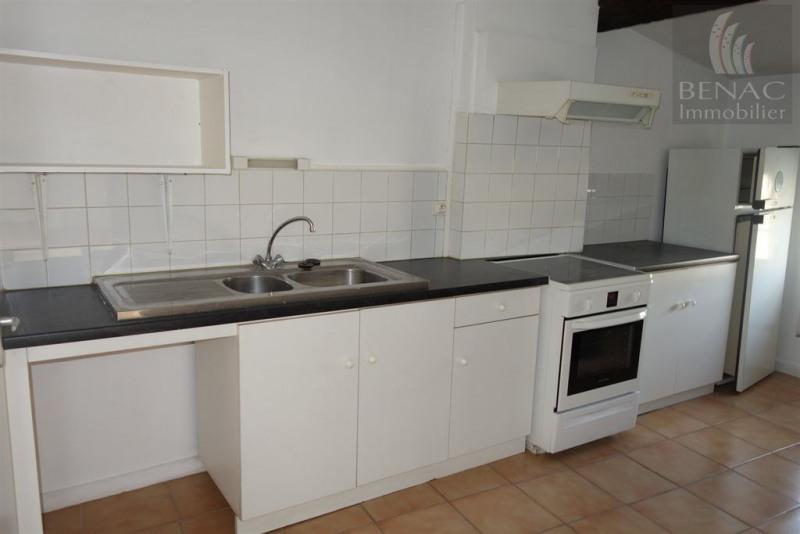 JL77-981 Réalmont centre, joli appartement T2
