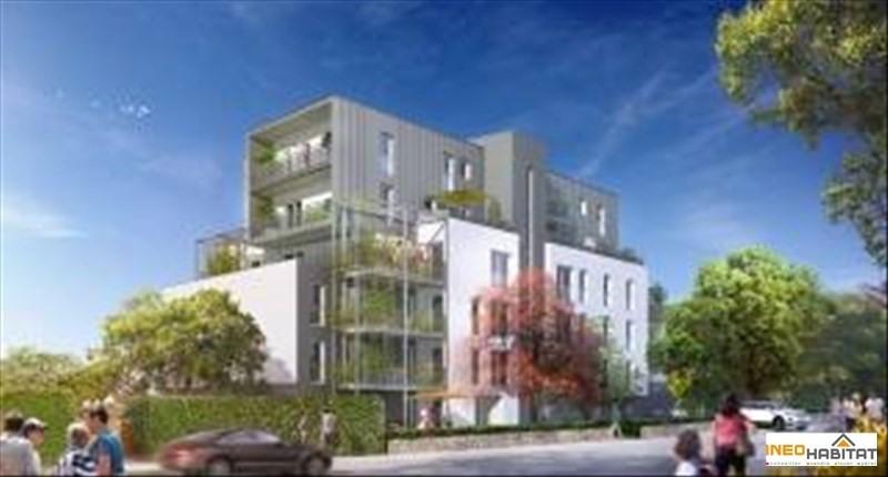 Vente appartement Rennes 221000€ - Photo 1