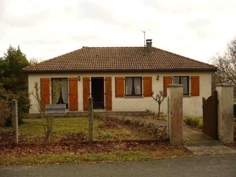 Sale house / villa Ladignac le long 128000€ - Picture 1