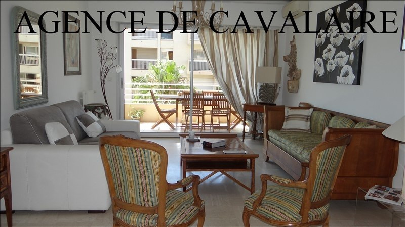 Vente appartement Cavalaire 399 000€ - Photo 1