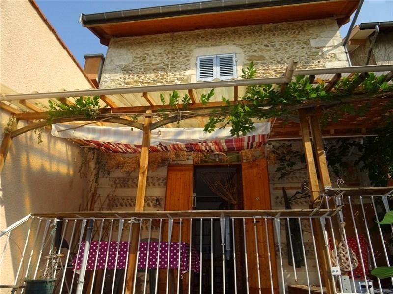Vente maison / villa St jean de bournay 157500€ - Photo 1