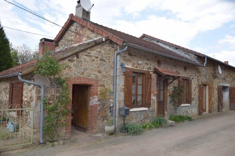 Sale house / villa Roziers st georges 85000€ - Picture 1