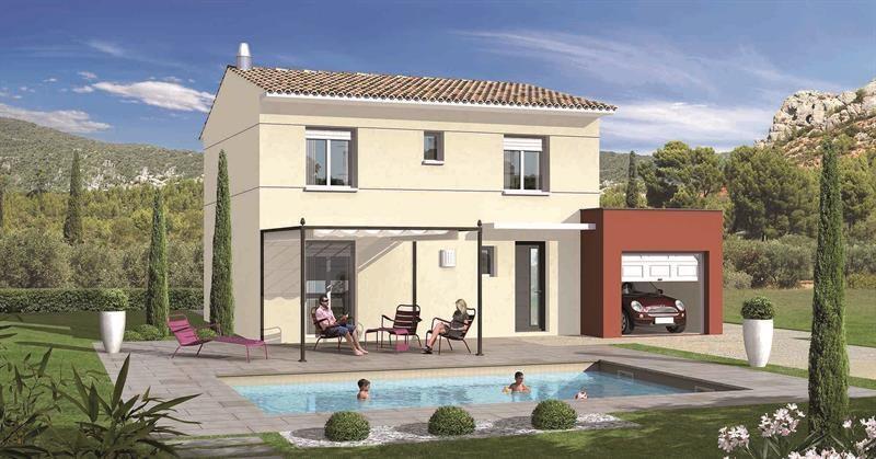 Maison  4 pièces + Terrain 400 m² La Garde par MAISONS AVENIR TRADITION TOULON