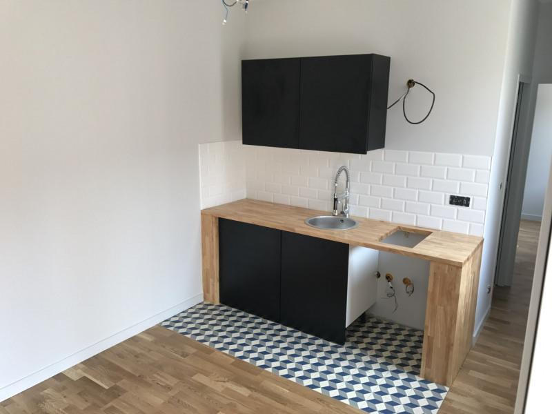 Sale apartment Toulouse 109000€ - Picture 1