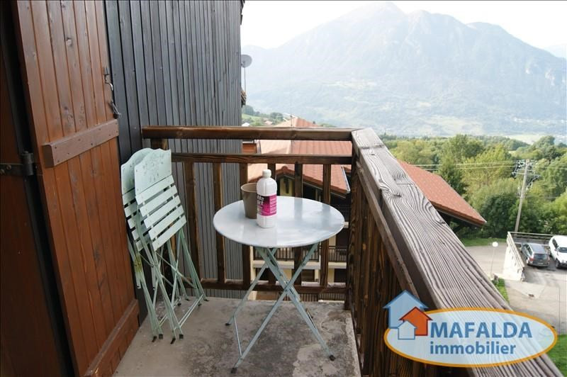 Vente appartement Mont saxonnex 59 000€ - Photo 5