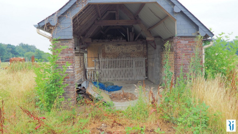 Vendita terreno Eslettes 117000€ - Fotografia 3