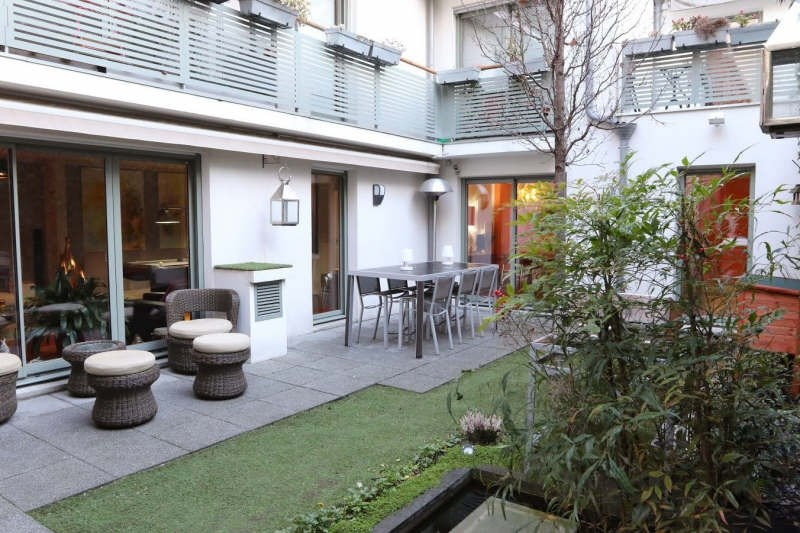 Deluxe sale apartment Paris 19ème 1750000€ - Picture 5