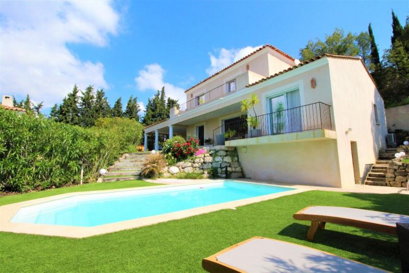 Deluxe sale house / villa Vence 850000€ - Picture 2