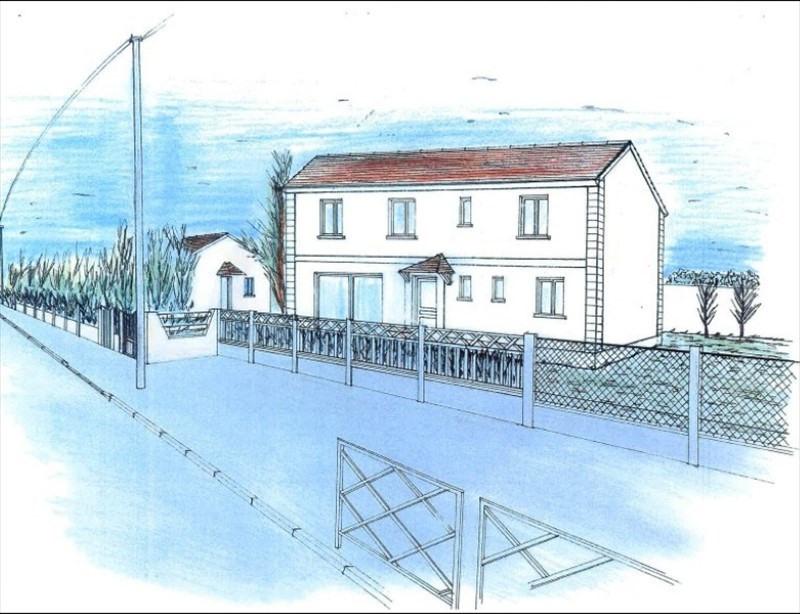 Revenda terreno Sartrouville 175000€ - Fotografia 1