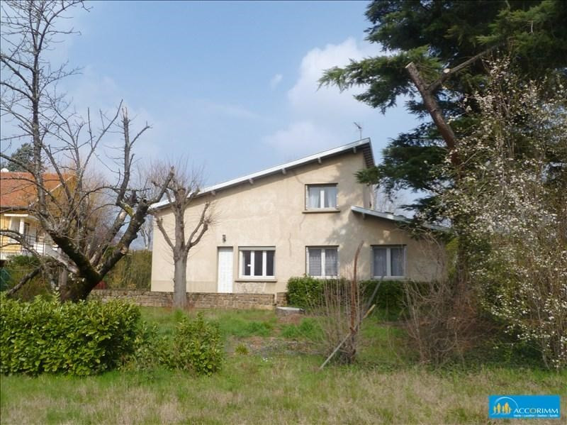 Vente maison / villa Givors 245000€ - Photo 4