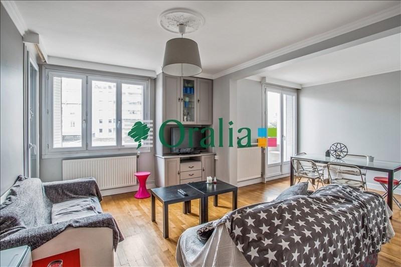 Vente appartement Lyon 7ème 275000€ - Photo 1