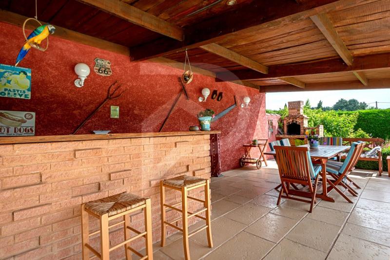 Sale house / villa Althen-des-paluds 377000€ - Picture 13