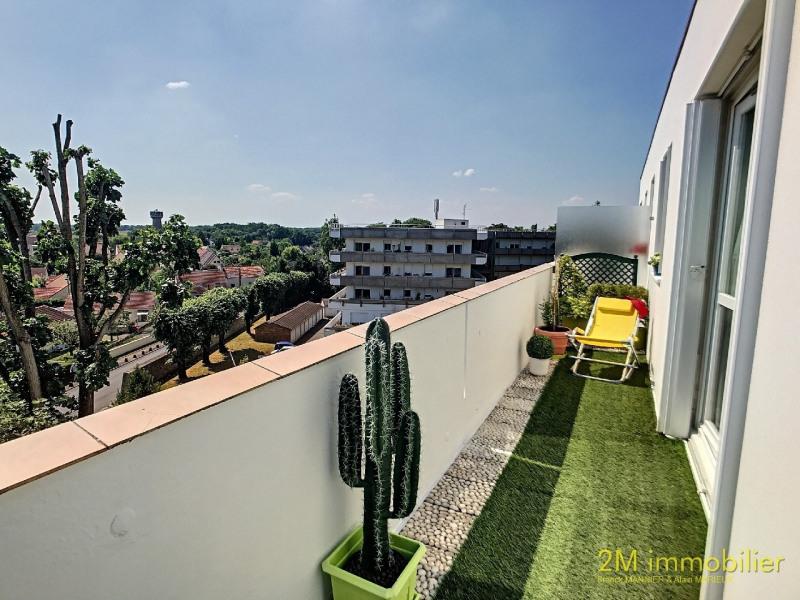 Vente appartement Vaux le penil 185000€ - Photo 5