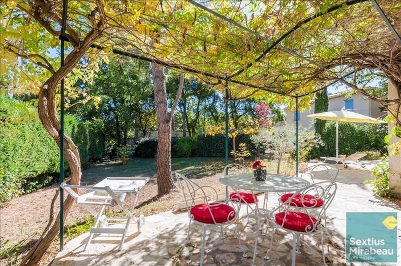 Vente de prestige maison / villa Aix en provence 693000€ - Photo 1