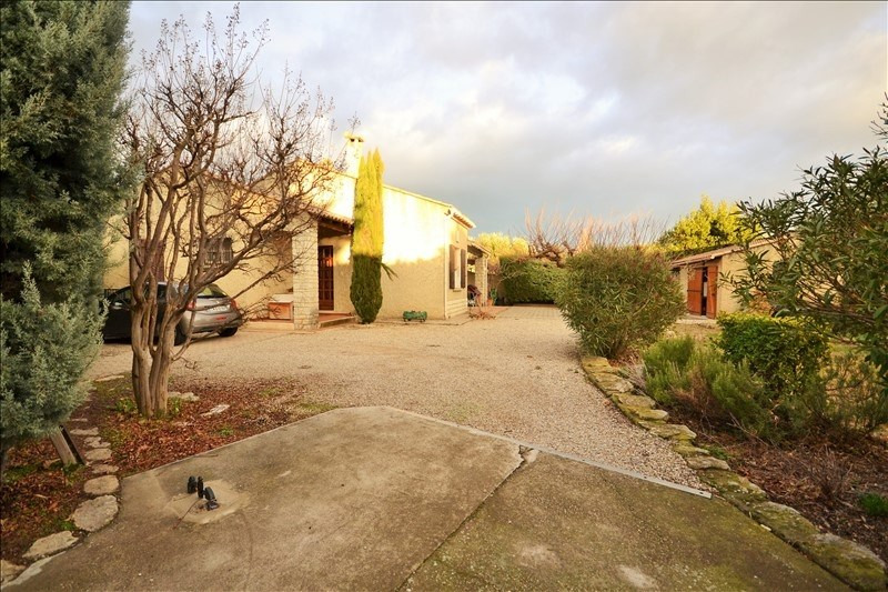 Verkoop  huis Morieres les avignon 245900€ - Foto 5