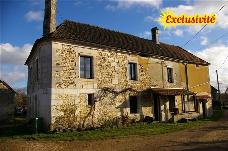Maison ancienne Courson-les-Carrières