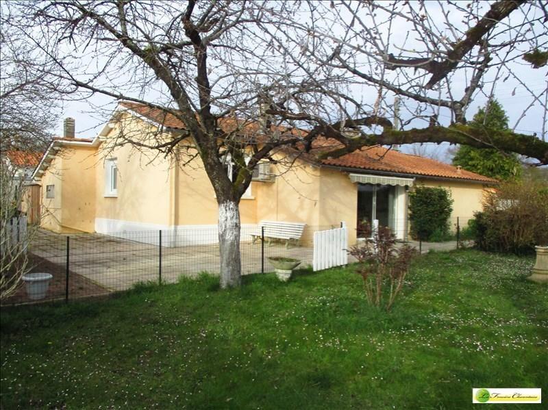 Vente maison / villa St michel 140400€ - Photo 1