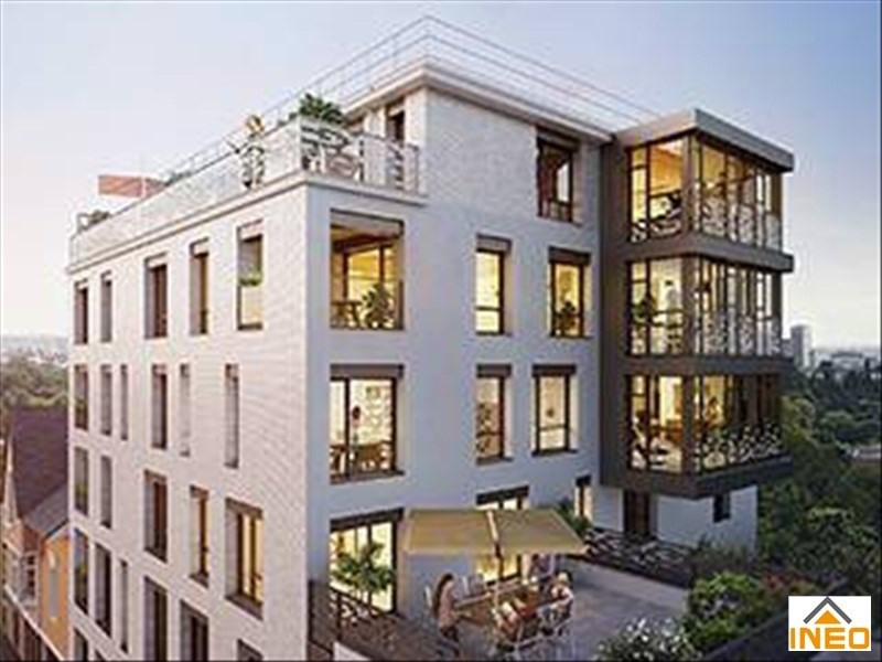 Vente de prestige appartement Rennes 355000€ - Photo 1