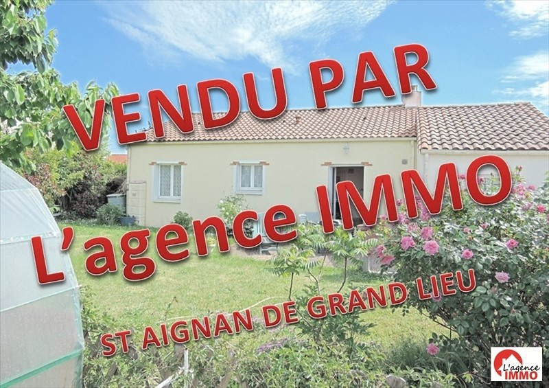 Vente maison / villa La chevroliere 196 000€ - Photo 1